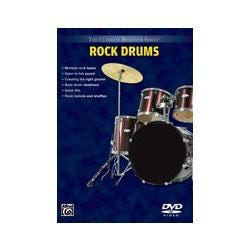 Image for Ultimate Beginners Series: Rock Drums (DVD) from SamAsh