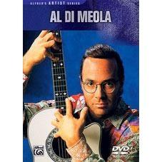 Alfred Al Di Meola-Guitar DVD