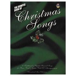 Image for Bumper Book of Christmas Songs Book & CD (P/V/G) from SamAsh