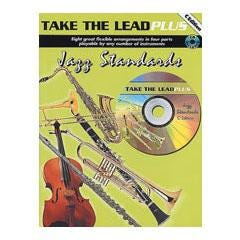 Image for Take The Lead Plus Jazz Standards C Edition (Book and CD) from SamAsh