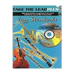 Image for Take The Lead Plus Jazz Standards Bb Brass Edition Edition (Book and CD) from SamAsh