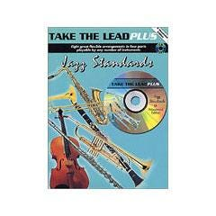 Image for Take The Lead Plus Jazz Standards Eb Woodwind Edition (Book and CD) from SamAsh