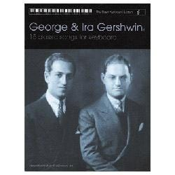 Image for George & Ira Gershwin Easy Keyboard Library from SamAsh