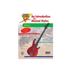 Image for Ultimate Beginner Xpress An Introduction to Musical Styles for Bass (DVD) from SamAsh