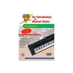 Image for Ultimate Beginner Xpress: An Introduction to Musical Styles for Keyboard (DVD) from SamAsh