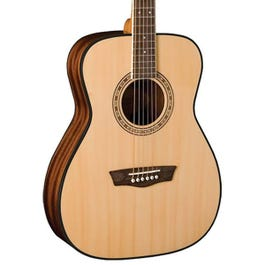Image for Apprentice F5 Folk Acoustic Guitar from SamAsh