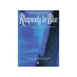 Image for Gershwin Rhapsody In Blue Annotated from SamAsh