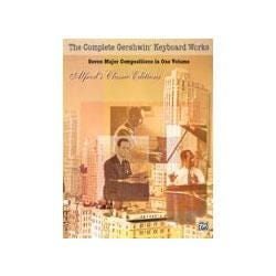 Image for The Complete Gershwin Keyboard Works from SamAsh