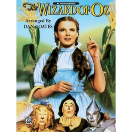 Alfred The Wizard of Oz Big-Note Piano