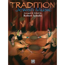 Image for Tradition: Jewish Music Easy Piano Songbook from SamAsh