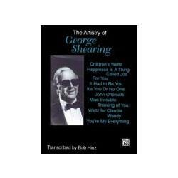Image for The Artistry of George Shearing from SamAsh
