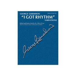 Image for I Got Rhythm Variations - Gershwin from SamAsh