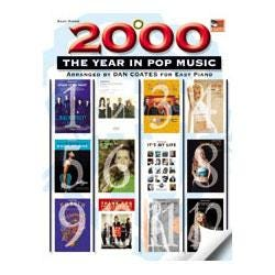 Image for 2000 - The Year In Pop Music from SamAsh