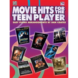 Alfred Movie Hits For The Teen Player - Easy Piano