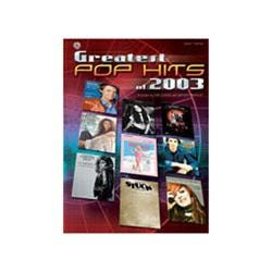 Image for Greatest Pop Hits of 2003 from SamAsh