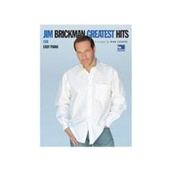Image for Jim Brickman Greatest Hits for Easy Piano from SamAsh