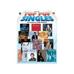 Image for Top Pop Singles - Easy Piano from SamAsh
