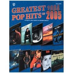 Image for Greatest Pop Hits of 2004-2005: EZ Piano from SamAsh