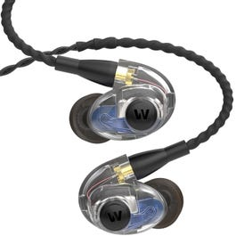 Westone AM Pro 20 Earphones, Dual BA Driver with 12 db filter