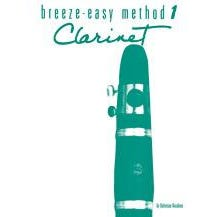 Alfred Breeze-Easy Method For Clarinet Book 1
