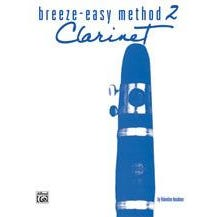 Alfred Breeze-Easy Method For Clarinet Book 2