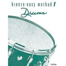 Alfred Breeze Easy Method for Drums Book 1