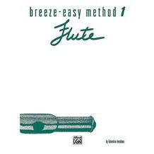 Alfred Breeze Easy Method for Flute Book 1