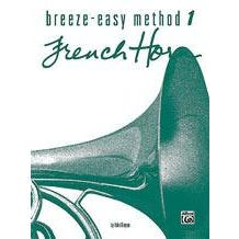 Alfred Breeze-Easy Method For French Horn Book 1