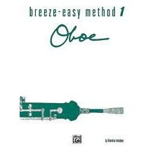 Alfred Breeze-Easy Method for Oboe, Book I