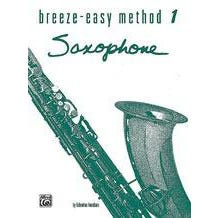 Alfred Breeze-Easy Method For Saxophone Book 1
