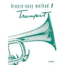 Alfred Breeze Easy Method for Trumpet or Cornet Book 1