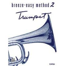 Alfred Breeze-Easy Method For Trumpet (Cornet) Book 2