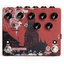 Image for Bellwether Analog Delay Effect Pedal from SamAsh