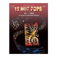 Image for 15 Hot Pops 2002 Big Note Piano from SamAsh