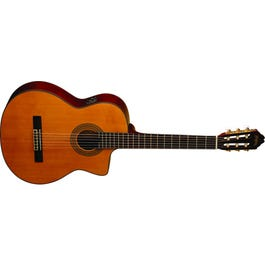 Image for C64SCE Nylon String Acoustic Electric Guitar from SamAsh