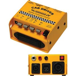Whirlwind Cab Driver Speaker Component Tester