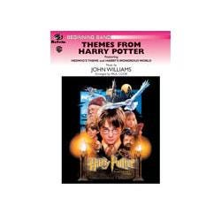 Image for Themes from Harry Potter (Score and Parts for Easy Concert Band) from SamAsh