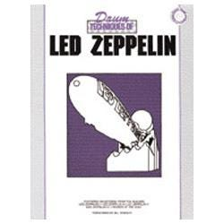 Image for Drum Techniques Of Led Zeppelin from SamAsh