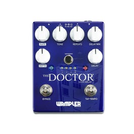 Image for The Doctor LoFi Ambient Delay Guitar Effects Pedal from SamAsh