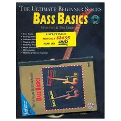 Image for Ultimate Beginner Series: Bass Basics Megapack DVD from SamAsh