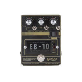 Image for EB-10 Preamp/EQ/Boost Guitar Effects Pedal from SamAsh