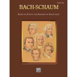 Alfred Bach-Bach-Schaum, Book One