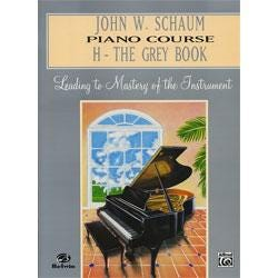 Image for John W. Schaum Piano Course: B - The Grey Book from SamAsh