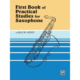 Alfred Practical Studies For Saxophone Book 1