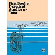 Alfred Practical Studies for Tuba, Book I