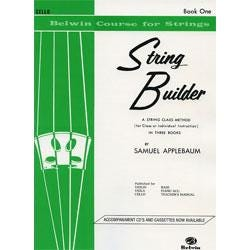 Image for Belwin String Builder Book I (Cello) from SamAsh