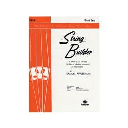Image for Belwin String Builder Book II (Cello) from SamAsh
