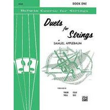 Alfred Duets for Strings, Book I -Cello