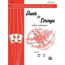 Alfred Duets for Strings, Book II -Cello