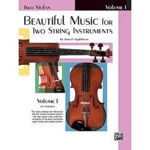 Image for Beautiful Music for Two String Instruments, Book I from SamAsh
